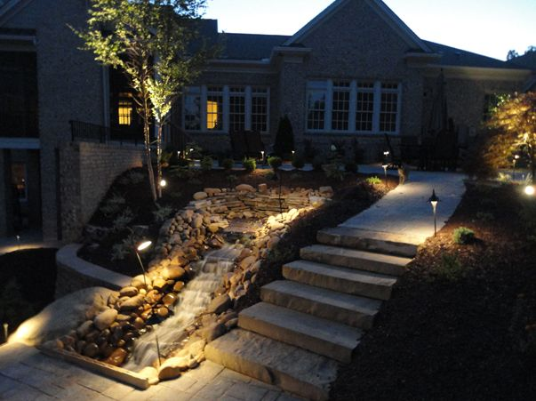 The Outdoor Lighting Ideas For Update Your House - Interior Design