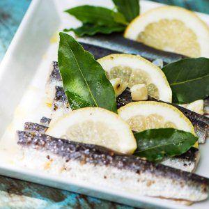 Valkosipuli-sitruunasilakat - Reseptit – Kotiliesi