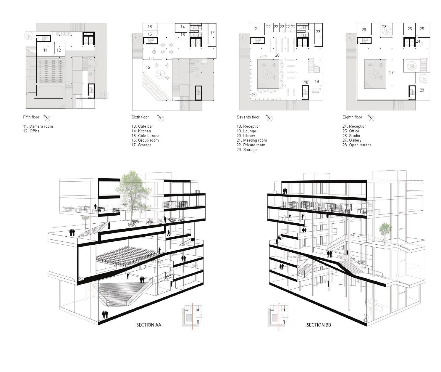 Scad Undergraduate Architecture Portfolio
