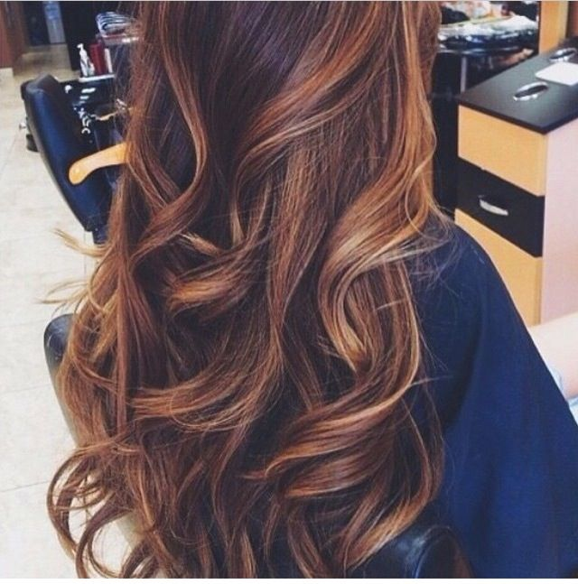 Wow But Too Light For Me Dark Hair Color Pinterest Lights