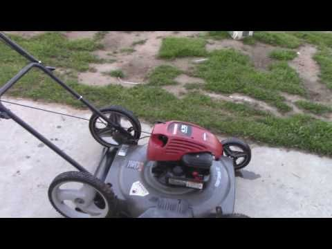 Craftsman Lawnmower Tune Up And Pull Cord Replace Youtube Lawn Mower Repair Lawn Mower Craftsman