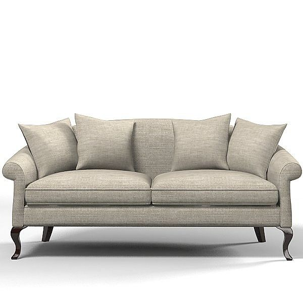 maries corner louisiane sofa modern contemporary classic maries - Designer Contemporary Sofas