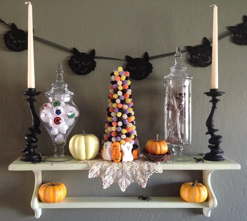 Last Minute Halloween D Cor Ideas For Simple Halloween