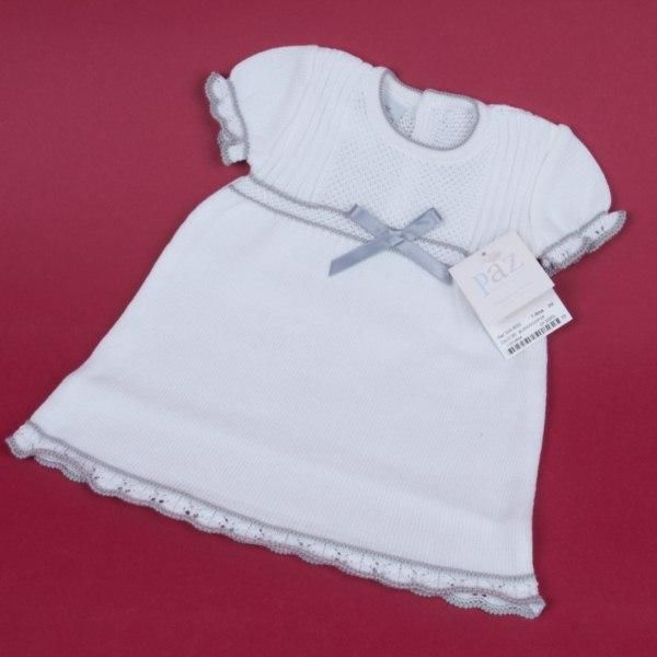 Strick kleid fur baby
