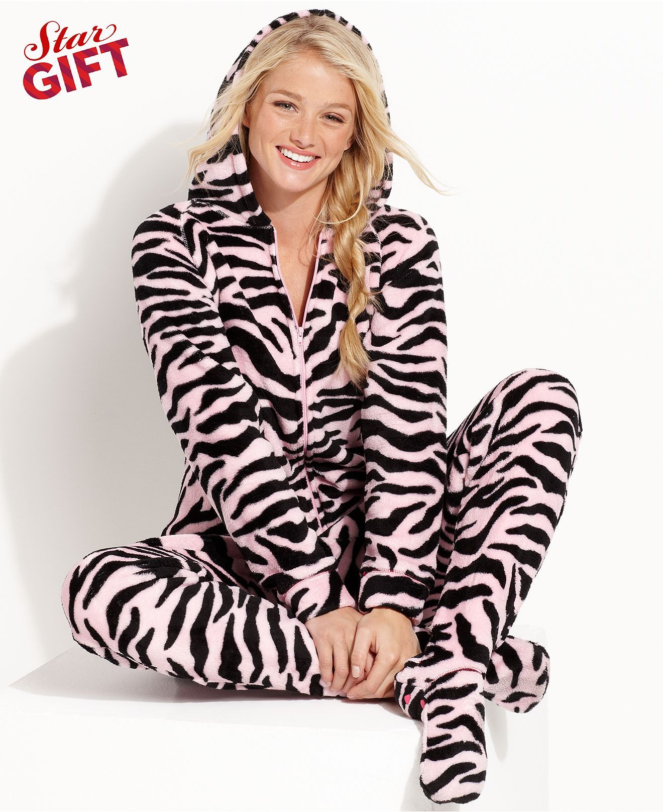 Adorable Footed Pajamas