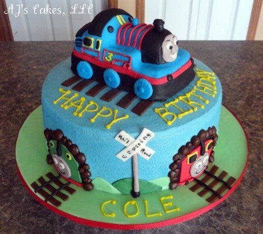 Thomas Train And Friends Cake Thomas Train And Friends Cake