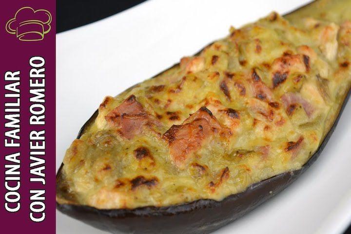 Receta Para Cocinar Berenjenas Rellenas Con Pavo Y Beicon Programa