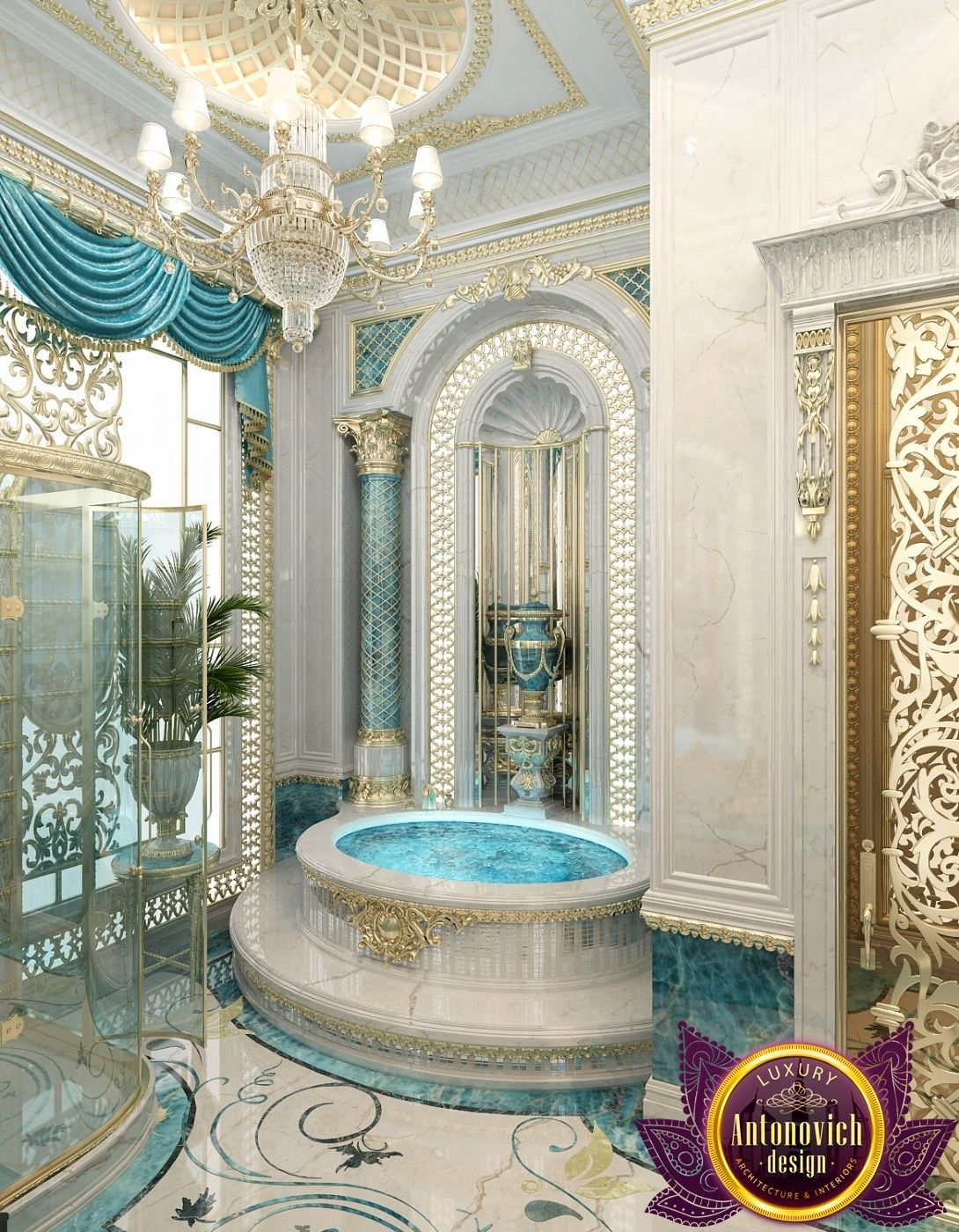 Bathroom design in dubai the best interior design for Bathroom interior design dubai