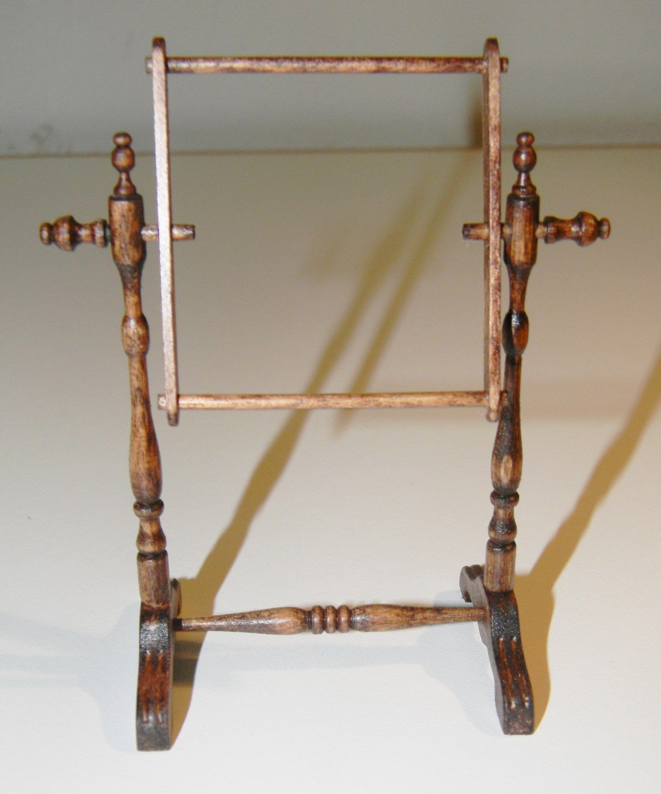 David Krupick Needlepoint Frame 1 12th Scale | eBay | miniatures ...