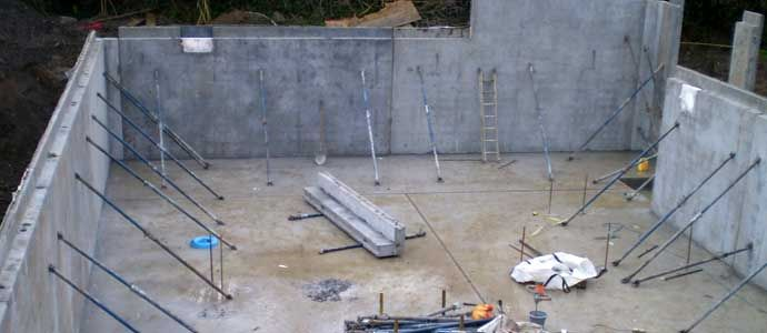 Precast Concrete Basement Walls Concrete Basement Walls