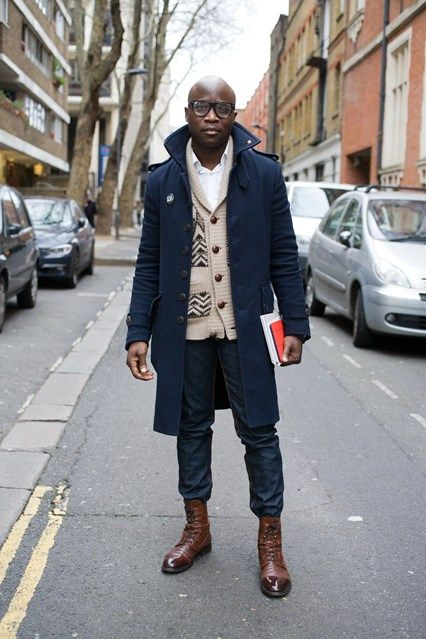 Mens Street Style Winter Fashion - Heey Fashion Style | Stylish ...