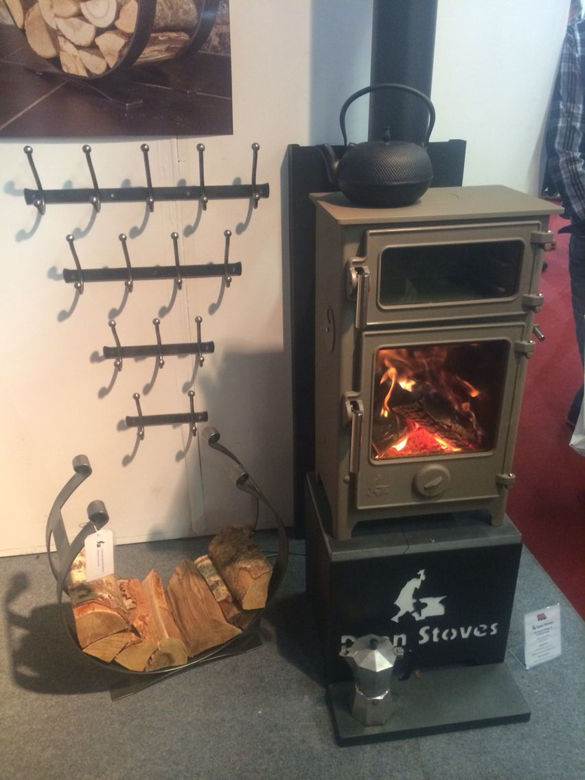 The All New Dartmoor Cooker Stove For Me Dean Stoves Tiny Wood