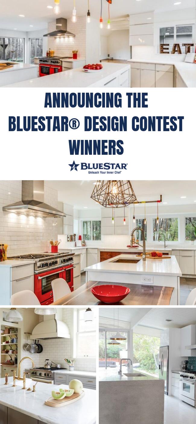 Announcing The 2017 Bluestar Design Contest Winners Modern