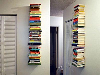 Another Shelf Idea Super Easy Cheap Diy Invisible