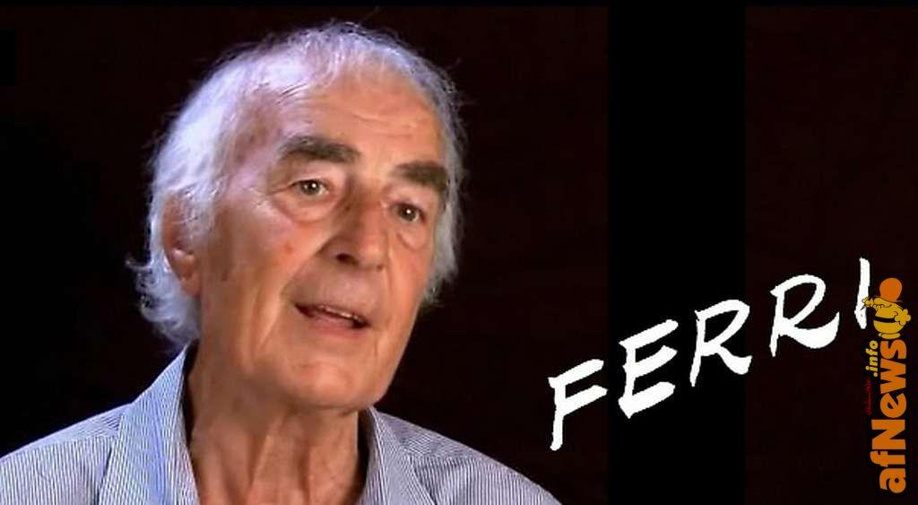 Addio, Maestro Ferri! - http://www.afnews.info/wordpress/2016/04/03/addio-maestro-ferri/
