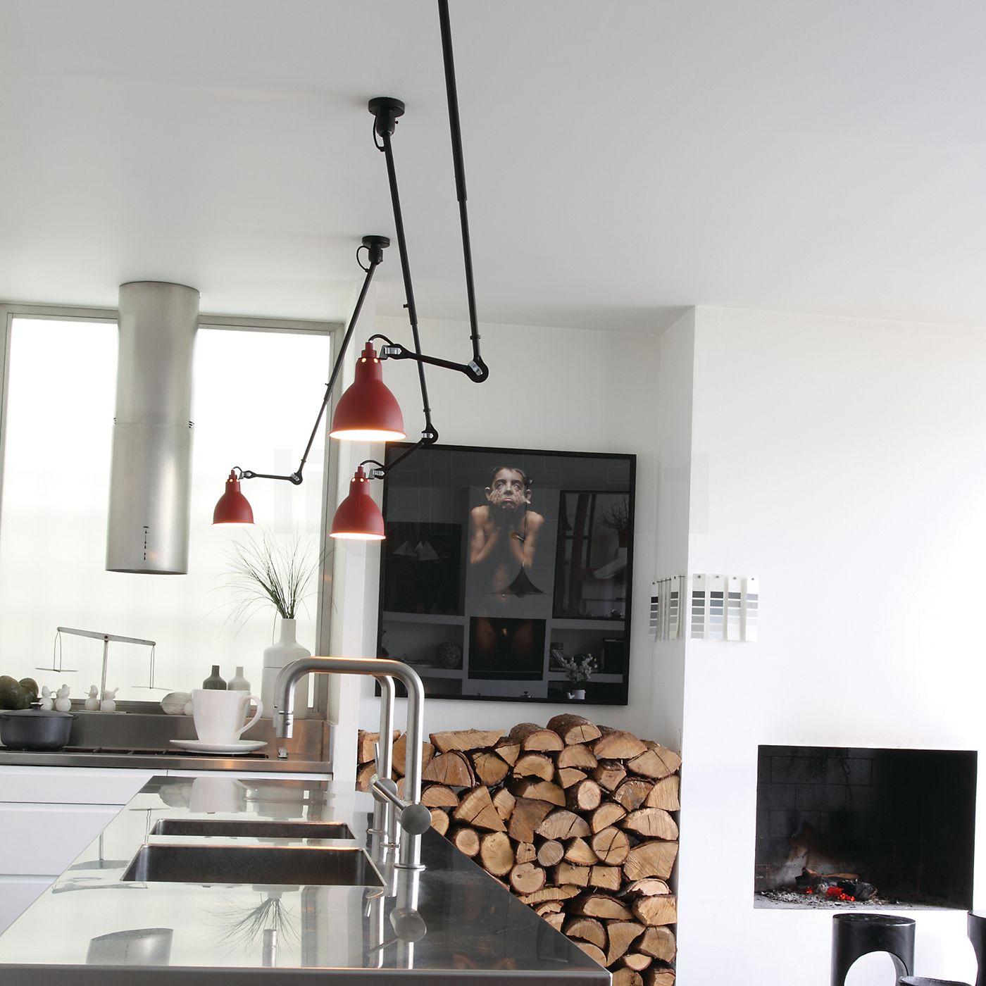 dcw lampe gras no 302 deckenleuchte | küchendesign modern