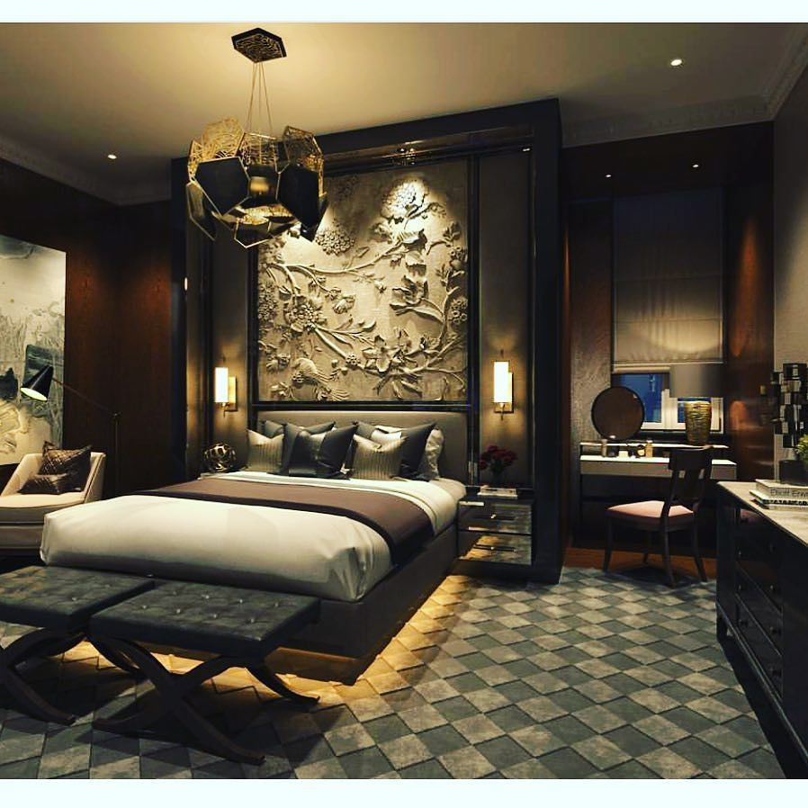 Unique bedroom interior design new style new vibe  katzinteriors tag your photos u videos with