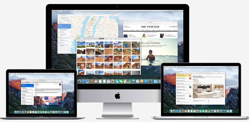 OsX is now MacOS. And it comes with Siri Mac mini, New