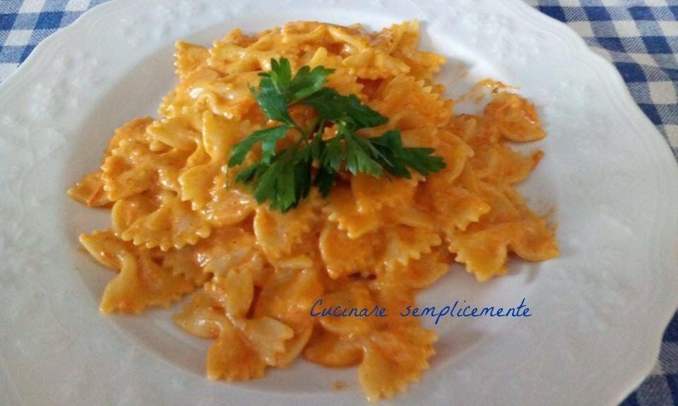 Ricette primi pasta bimby