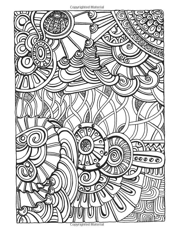 Creative Haven Entangled Coloring Book (Creative Haven Coloring ...