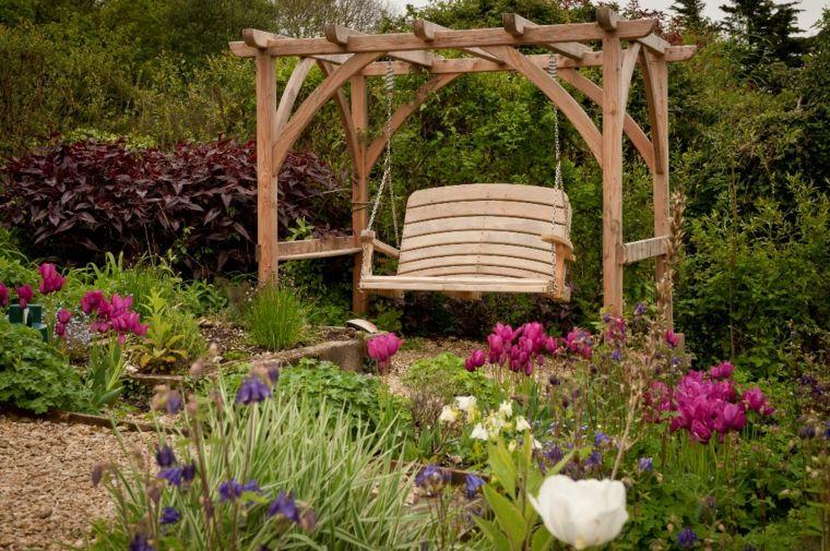Columpios de jardin - las mejores ideas para este verano ...