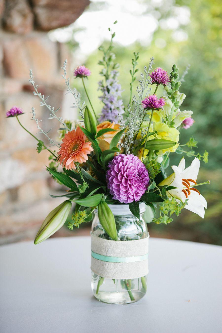 Arrange Tulips In Vase