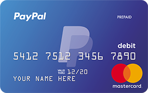 PayPal Prepaid in 14  Paypal gift card, Mastercard gift card