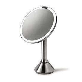 Simplehuman Stainless Steel Magnifying Countertop Vanity Mirror