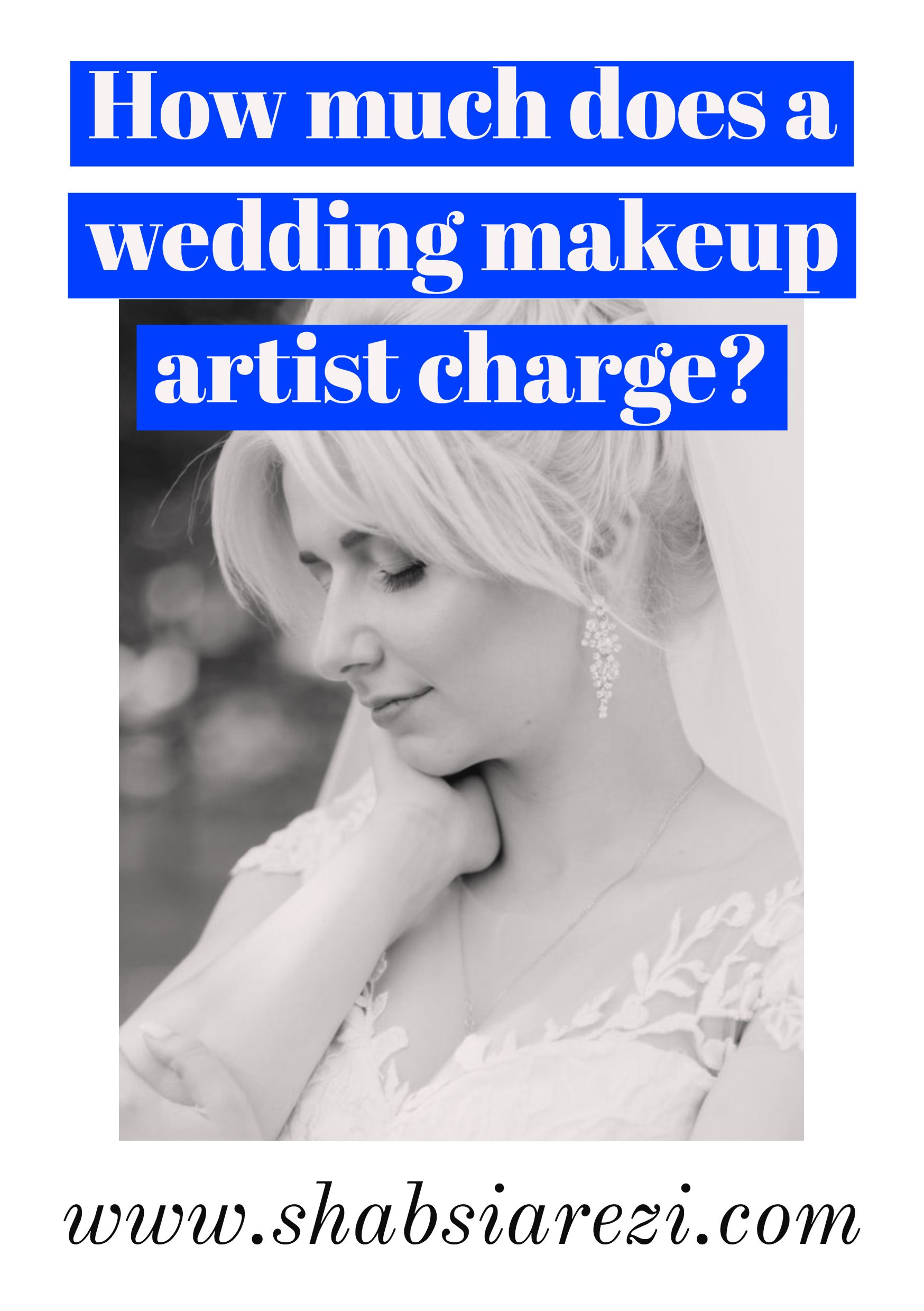 How much does a wedding makeup artist charge We provide a