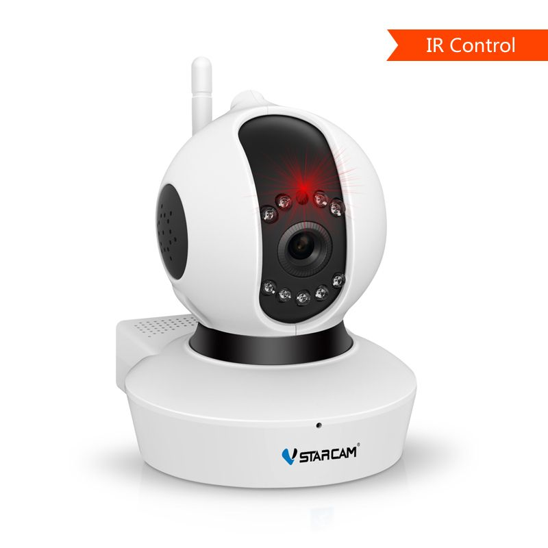 Home Automation Remote Control Wifi IP camera wireless