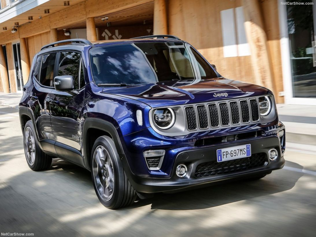 2019 Jeep Renegade Carros Y Motos Autos Toros