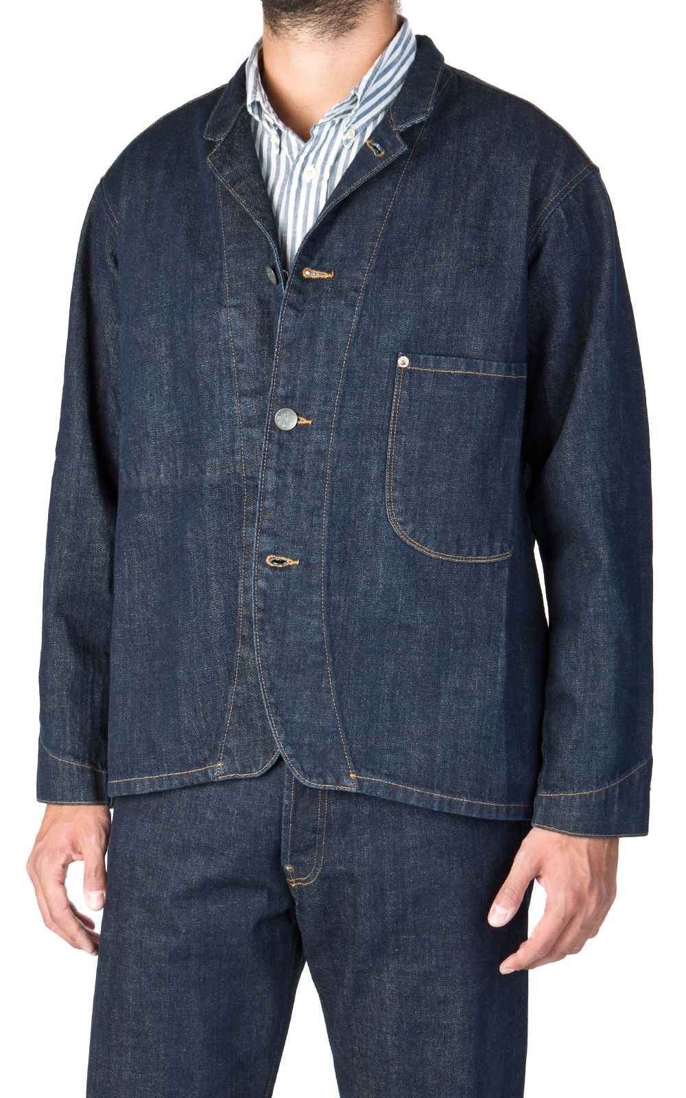 Levi's Vintage Clothing - true to the original workwear