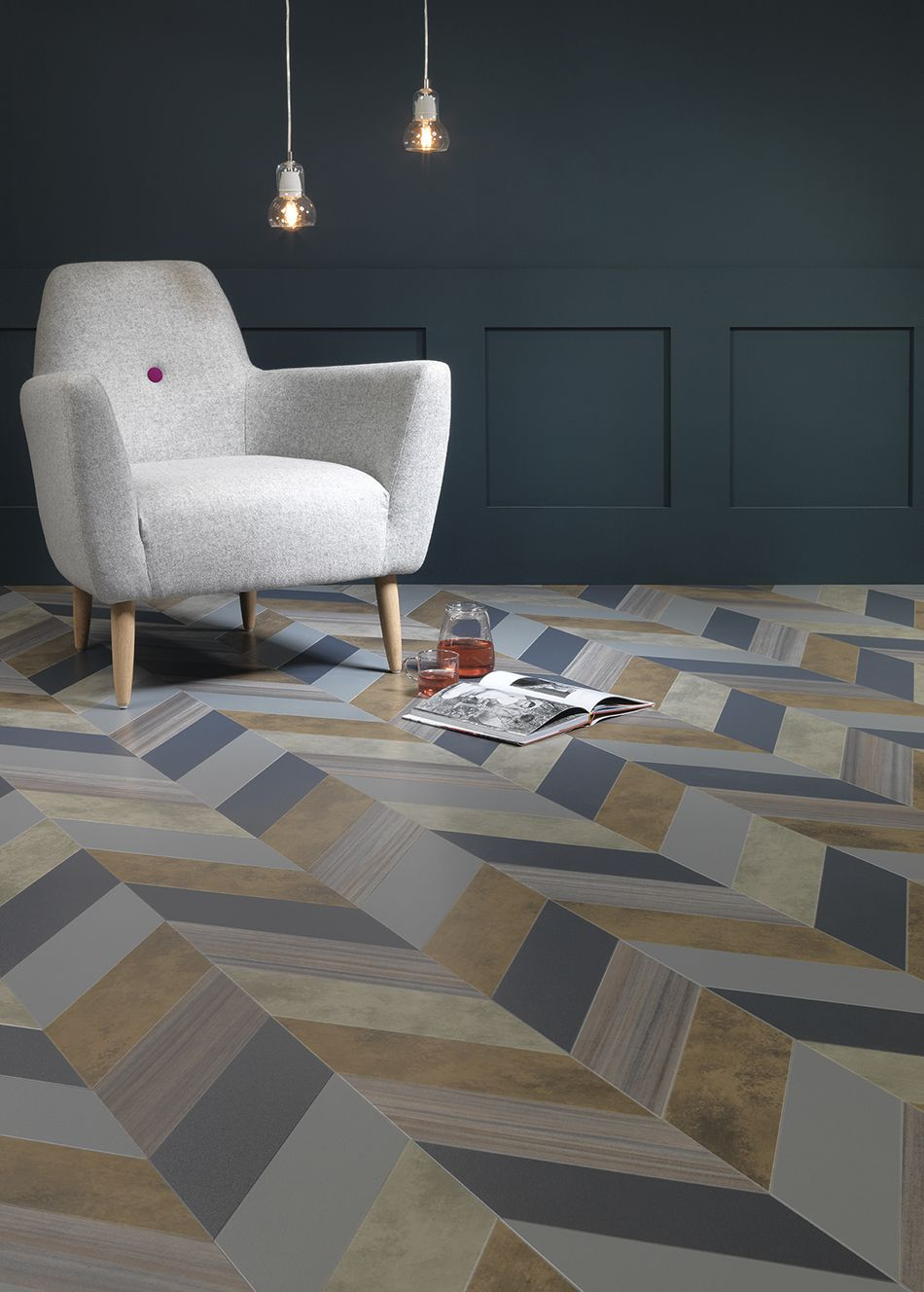 Make unique vinyl flooring patterns from www.michael-john.co.uk ...