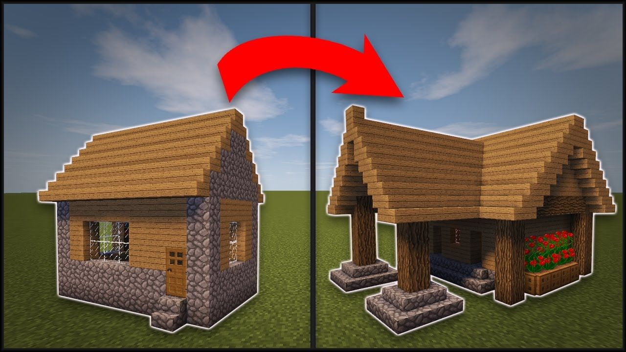 Minecraft How To Remodel A Village Library Minecraft Construction Minecraft Designs Minecraft Crafts