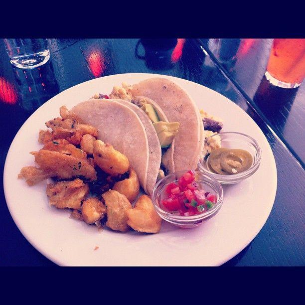 Breakfast Tacos (fancy sf style)