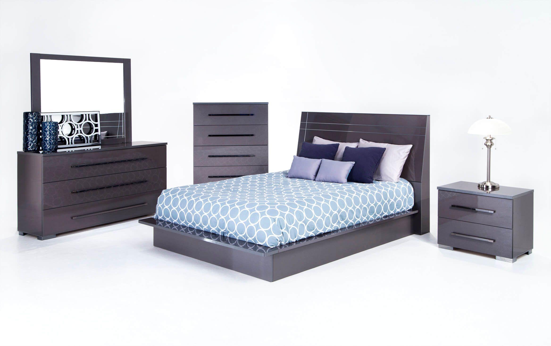 Platinum Bedroom Set Platinum bedroom, Bedroom furniture
