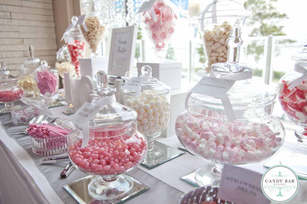 Candy Buffet For Wedding Buffets L Sweetie Tables Weddings Pinterest