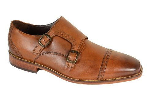 3919f6b9ca43 Boy s Shoe 20204 Saddle Tan  dressshoes  shoes  florsheim  cognac  brown   doublemonk  monkstrap