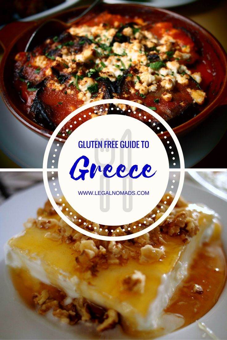 The Essential Gluten Free Guide To Greece Gluten Free Guide