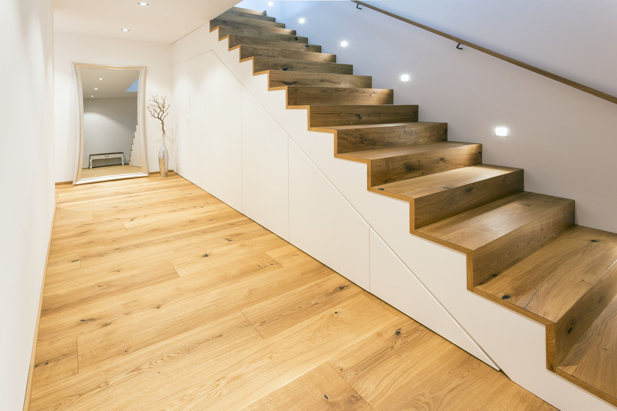 Einbauschranke Nach Mass Einbauschrank Einbauschrank Treppe Und