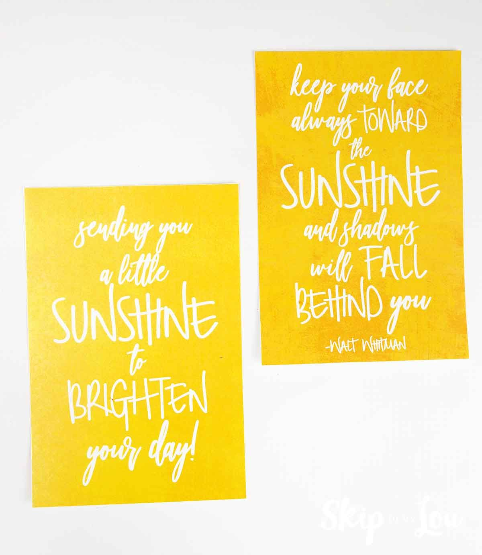 Box Of Sunshine Skip To My Lou Box Of Sunshine Sunshine