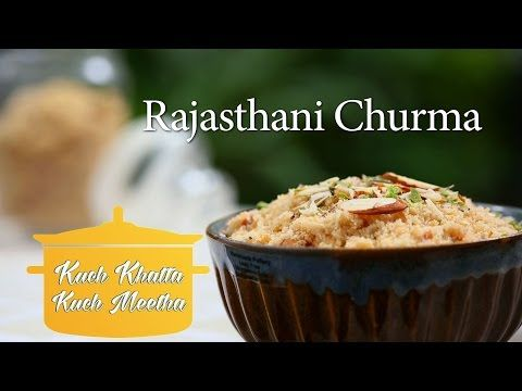 How to make tasty rajasthani churma rajasthani dessert whisk food forumfinder Images