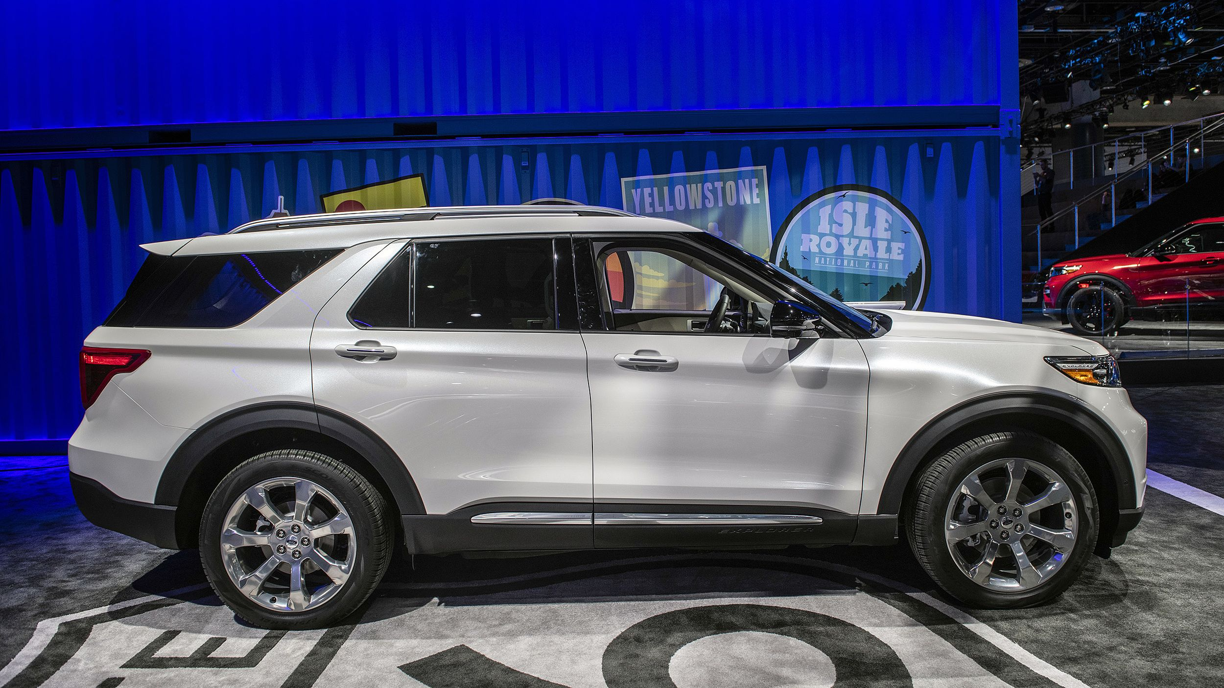 2020 Ford Explorer Detroit 2019 Photo Gallery 2020 Ford