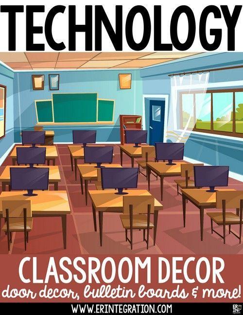150 Computer Lab Technology Ideas Computer Lab Computer Lab Decor Classroom Technology