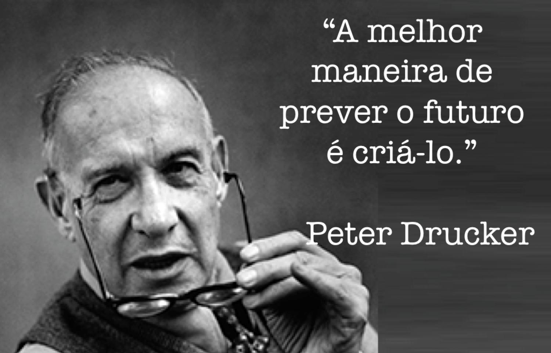 Peter Drucker Frases De Impacto Frases De Motivação