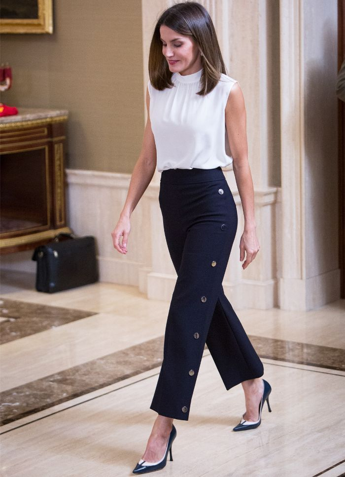 Photo of 31 Times Queen Letizia Brought Her Regal Style A-Game