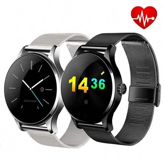 The smart watches for women and men is the Ultimate Classic, Professional, Fashionable and Intellige...
