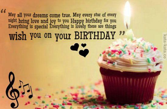 Ucapan Selamat Ulang Tahun Dalam Bahasa Inggris Free Happy