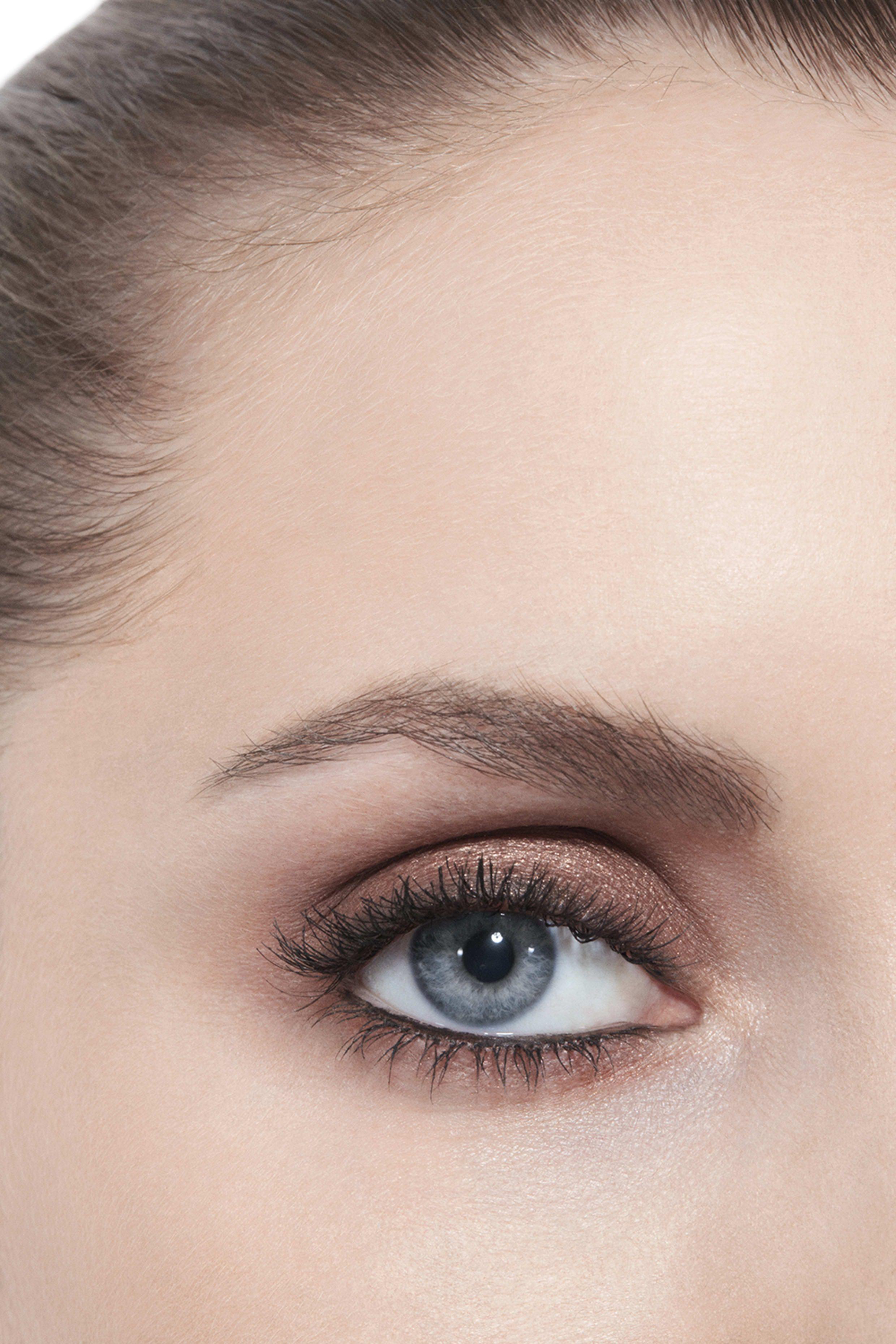 Tangy Rose Metallic Halo Smokey Eye Makeup Tutorial