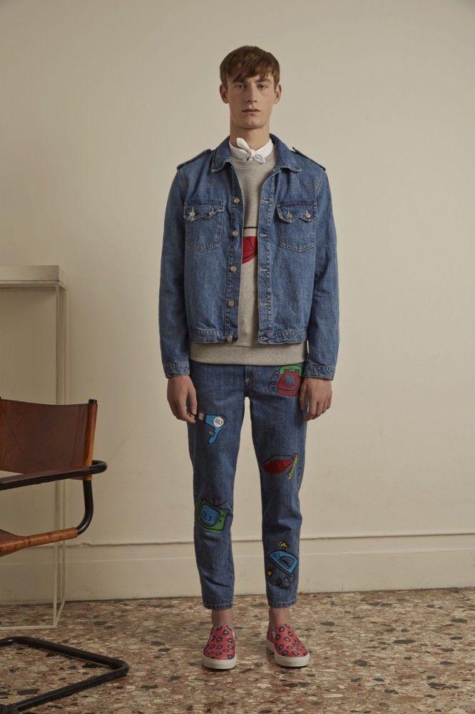 au jour le jour Spring Summer 2016 Primavera Verano  - #Menswear #Trends #Tendencias #Moda Hombre - Male Fashion Trends